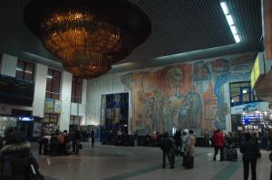 Gare de Nijni Novgorod
