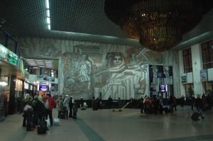 Gare de Nijni Novgorod 2