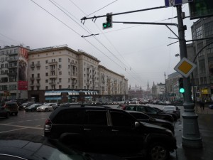 Artère de Moscou
