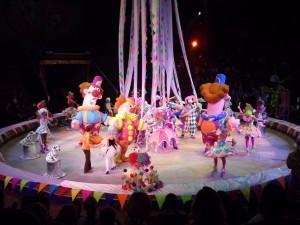 Cirque nouveau de Moscou