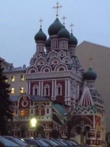 Eglise de la Sainte-Trinité-de-Nikitniki
