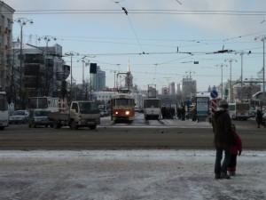 Avenue principale nommée... Lénine