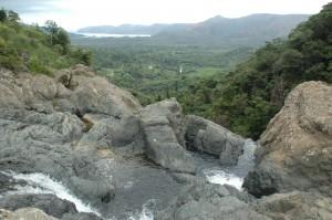 Cascade de Ciù près de Canala