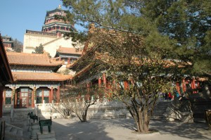 Palais d'Eté de Pékin
