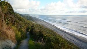 plage de Greymouth