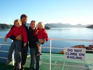Traversee en ferry