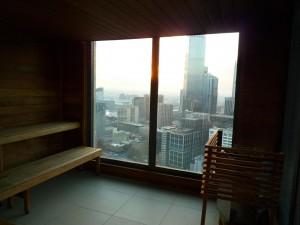 sauna!!!