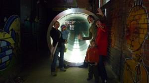 Le tunnel sans fond