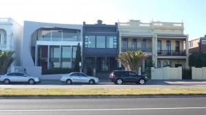 Maisons individuelles dans les quartiers