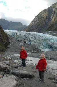 Les aventuriers sur les glaces
