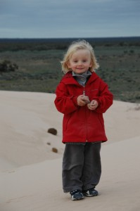 Sabah sur les dunes