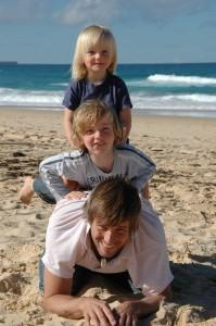 Pyramide familiale