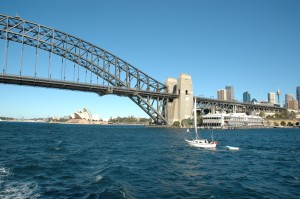 Harbor Bridge et Opera House