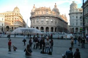 Piazza de Ferrarri