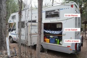 Camping car chbres