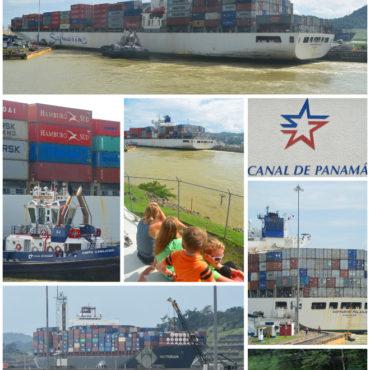 17 & 18 nov: Canal de Panama