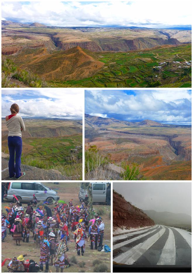 11_Route Oruro-Potosi